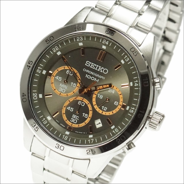 海外SEIKO 海外セイコー 腕時計 SKS521P1 メンズ ...