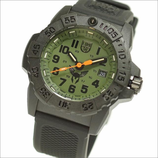 LUMINOX ルミノックス 腕時計 3501 BLACKOUT TV S...