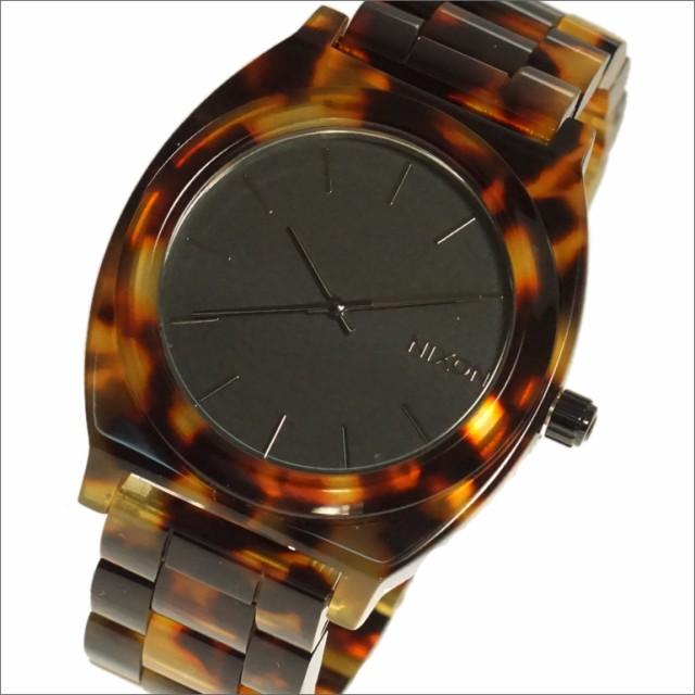 NIXON ニクソン 腕時計 A327-646 男女兼用 TIME T...