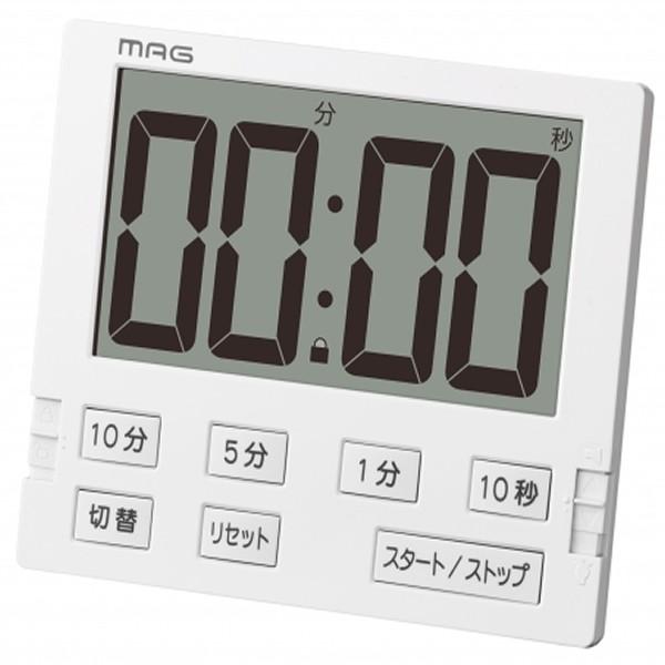 【正規品】NOA ノア精密 クロック TM-605 WH タイ...