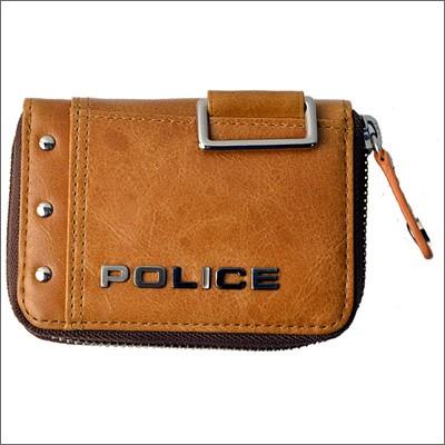 POLICE ポリス PA-58600-25 コインケース AVOID I...