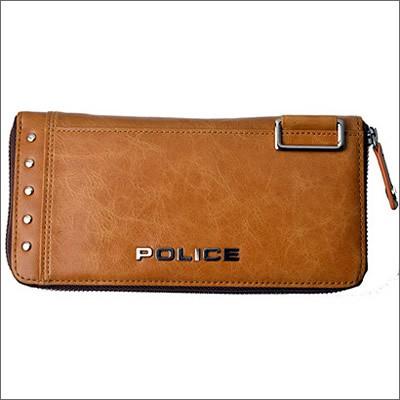 POLICE ポリス PA-58602-25 ラウンドファスナー長...