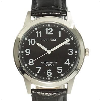 Q&Q キュー&キュー 腕時計 AB08-305 メンズ FREEW...