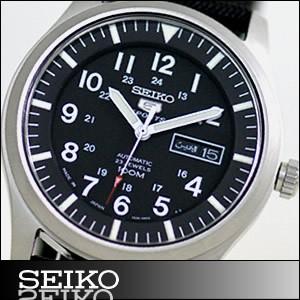 海外SEIKO 海外セイコー 腕時計 SNZG15J1 メンズ ...