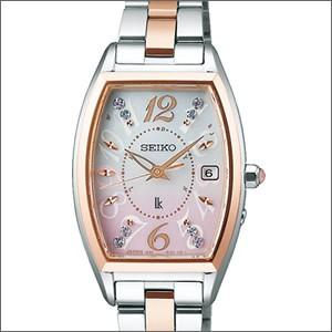 SEIKO セイコー 腕時計 SSVW124 レディース LUKIA...