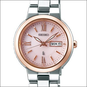 SEIKO セイコー 腕時計 SSVN030 レディース LUKIA...