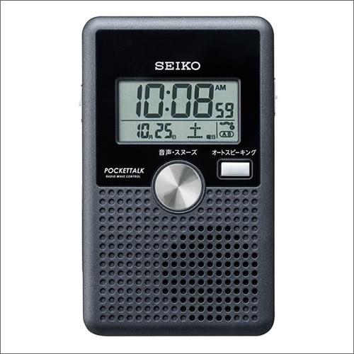 SEIKO セイコー クロック DA208K 置時計 デジタル...