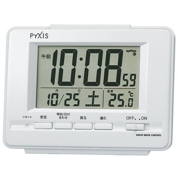 【正規品】SEIKO セイコー クロック NR535H 電波...