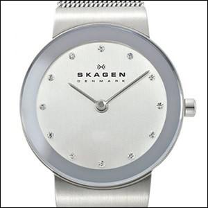 SKAGEN 腕時計 スカーゲン 時計 358SSSD レディー...