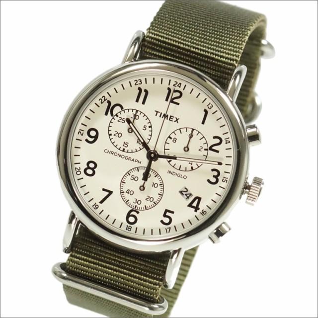 TIMEX タイメックス 腕時計 TW2P71400 メンズ Wee...