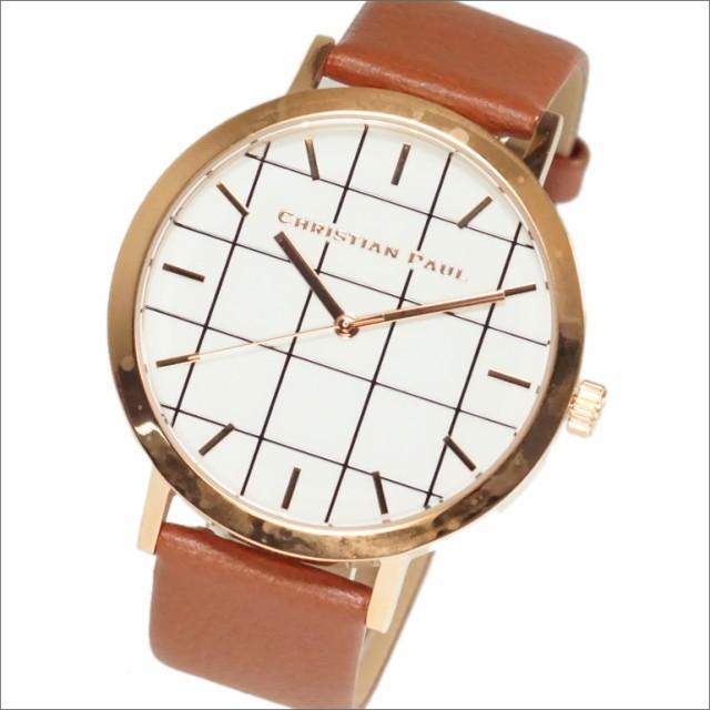CHRISTIAN PAUL クリスチャンポール 腕時計 GR-06...