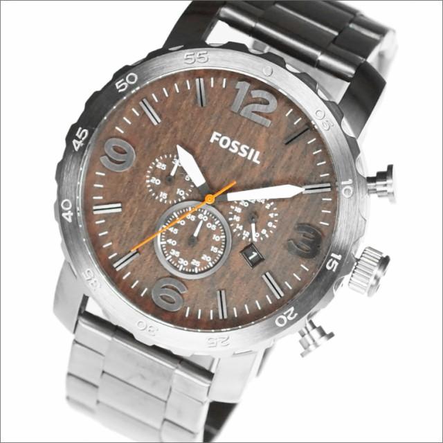 FOSSIL フォッシル 腕時計 JR1355 メンズ NATE ネ...