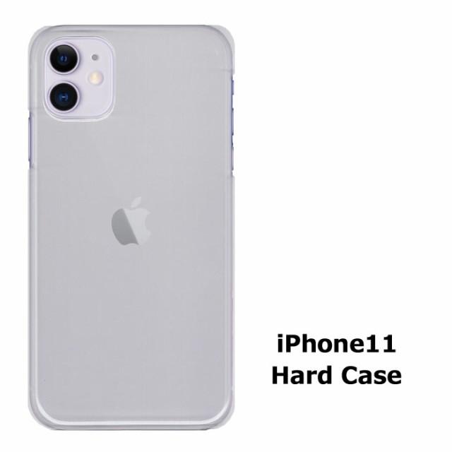 iPhone11 ケース ハードケース クリアケース アイ...