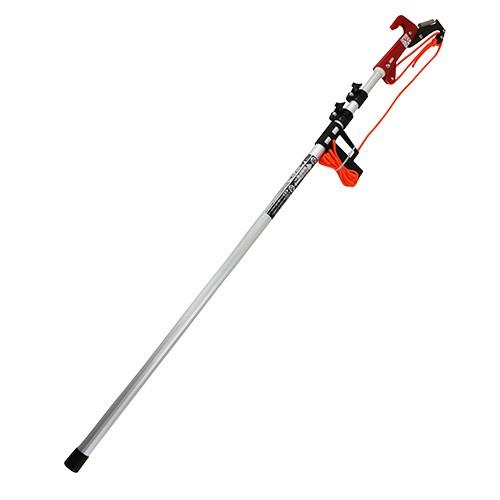 【送料無料】 (高枝切りバサミ 3m) 滑車ロープ...