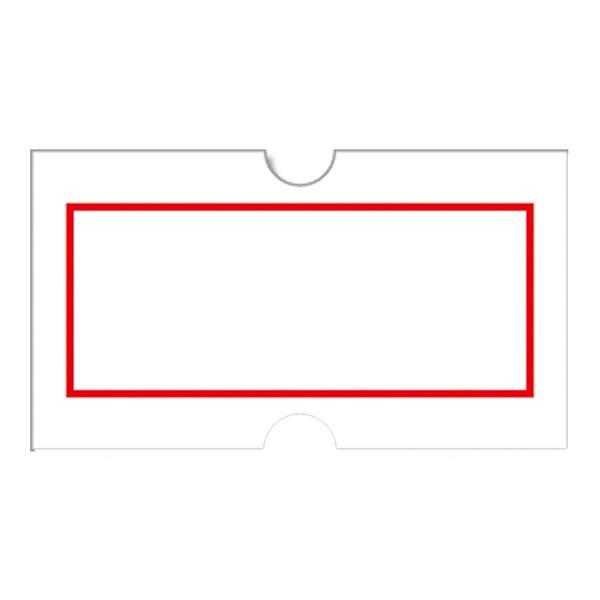 サトーSP用ラベル SP−4 赤枠 弱粘 1束...