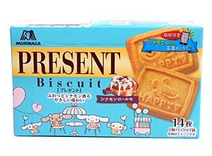 ★まとめ買い★ 森永 プレゼント 14枚  ×5...