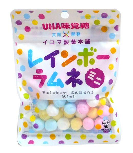 ★まとめ買い★ UHAピピン レインボーラムネミ...
