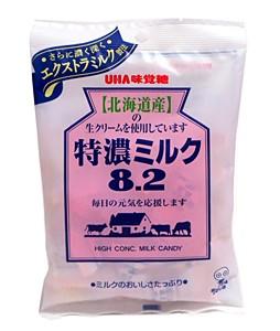 ★まとめ買い★ UHA味覚糖 特濃ミルク8.2 105g...