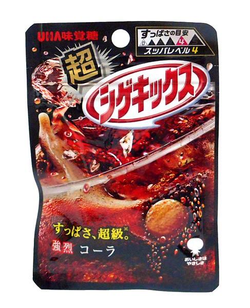 ★まとめ買い★ UHA味覚糖 超シゲキックス 強...