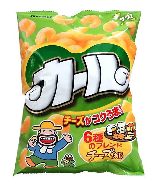 ★まとめ買い★ 明治 カールチーズあじ64g ×1...