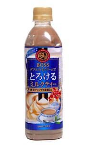 ★まとめ買い★ サントリーボスとろけるミルクテ...