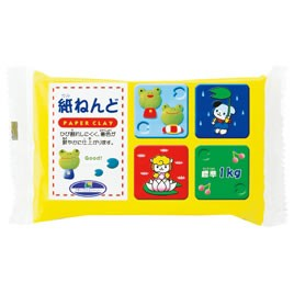銀鳥産業(株) 紙粘土標準 1kg【返品・交換...