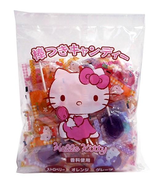 アミー食品 ハローキティ棒つきキャンディー31...