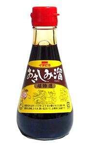 イチビキ 超特選おさしみ溜200ml【イージャパン...
