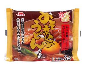 イチビキ 名古屋の味ミソ煮込みうどんの素40g×3...