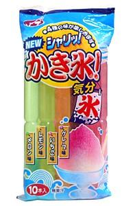 アダチ かき氷!気分 10本【イージャパンモール...