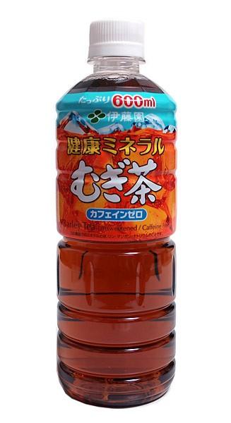 伊藤園 健康ミネラルむぎ茶 600ml PET【イージ...