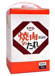 エバラ 焼肉のたれ 醤油味 5Kg 【イージャパンモ...