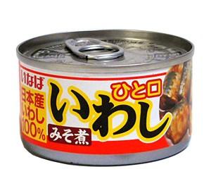 いなば いわしみそ煮 EO 115g【イージャパンモ...
