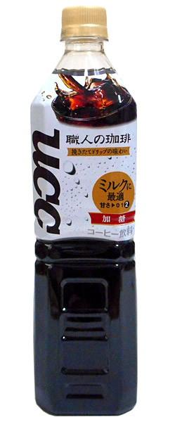 UCC 職人の珈琲 ミルクに最適 930ml【イージャパ...