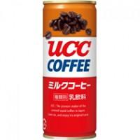 UCC ミルクコーヒー 250g缶【イージャパンモー...
