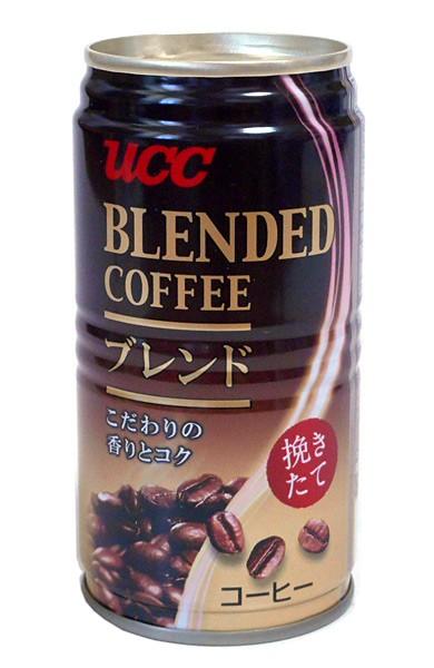 UCC ブレンドコーヒー 185g【イージャパンモー...