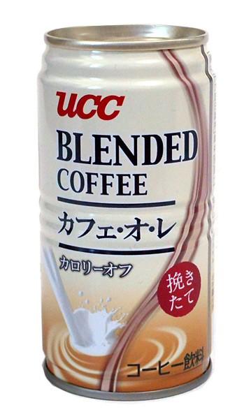 UCC カフェ・オ・レ カロリーオフ 185g【イー...
