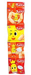 亀田製菓 ハッピーターンミニ4連 60g【イージャ...