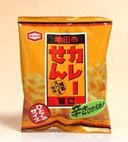 亀田製菓 カレーせんミニ 21g【イージャパンモー...