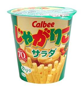 カルビー じゃがりこ サラダ 60g【イージャパ...