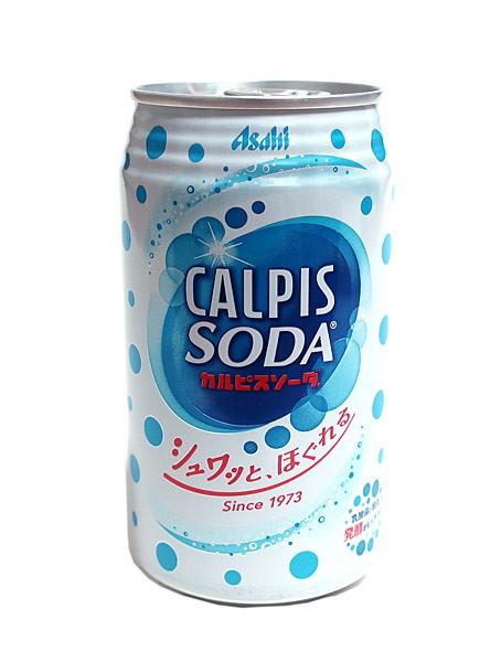 カルピスソーダ 350ml缶【イージャパンモール】...