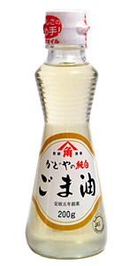 かどや 純白ごま油 200g【イージャパンモール】...