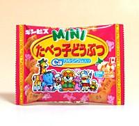 ギンビス ミニたべっ子ドウブツメープルバター味3...