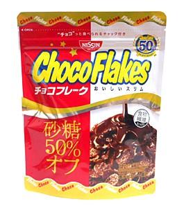 シスコ チョコフレークオイシイスリム砂糖50%オ...