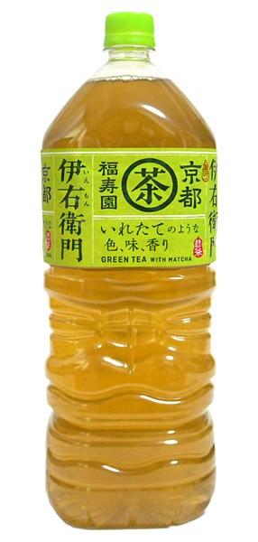 サントリー 伊右衛門 緑茶 2L PET【イージャ...