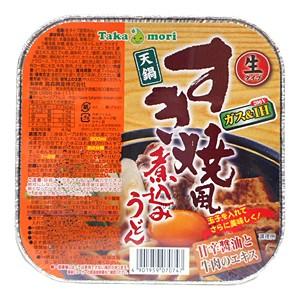 タカモリ 天鍋すき焼き風煮込みうどん213g【イー...