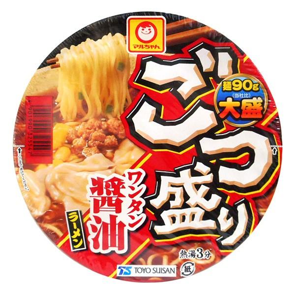 東洋水産(株)# ごつ盛り ワンタン醤油ラーメン...