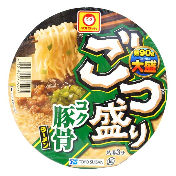 東洋水産(株)# ごつ盛り コク豚骨ラーメン 115...