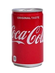 コカコーラ 160m ミニ缶【イージャパンモール】