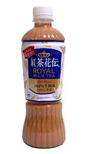 コカコーラ 紅茶花伝ロイヤルミルクティー470ml【...